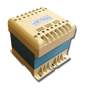 Jednofázové bezpečnostní a izolační transformátory IP20 určené na DIN lištu