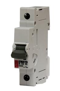 Miniaturní jističe (MCB)