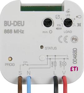 RF bezdrátový ovládací systém